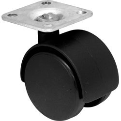 wheel casters cabinet castor furniture 41mm