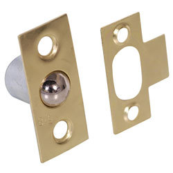 Brass Bales Catch Cupboard Door Latch 13 Or 16mm +screw